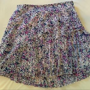 A skirt from Banana Republic size 2.